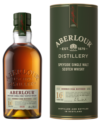 Aberlour 16 Years Double Cask Matured 70CL Whisky