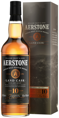 Aerstone 10 Years Land Cask 70CL