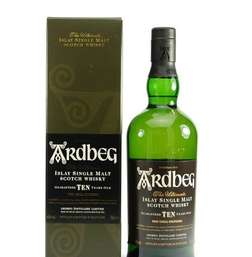 Ardbeg 10 yrs. old 70cl