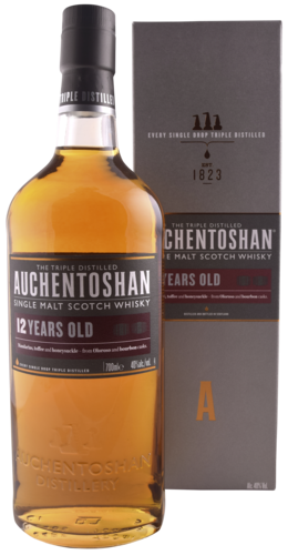 Auchentoshan 12 Years Distillers Edition 70CL