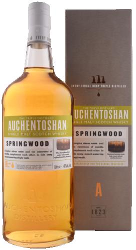Auchentoshan Springwood 100CL