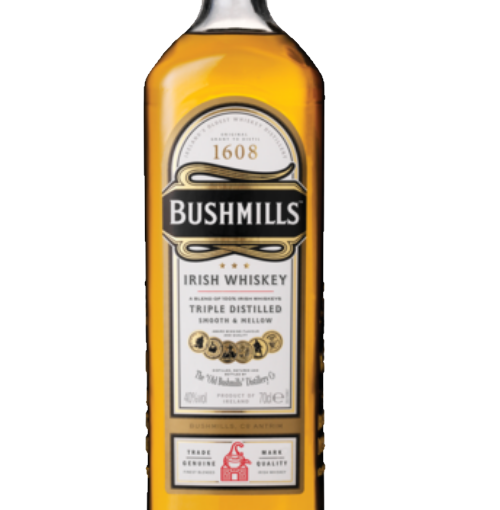 BUSHMILLS ORIGINAL 100CL