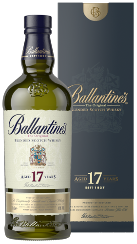Ballantine's 17 Years 70CL Whisky 5010106110126