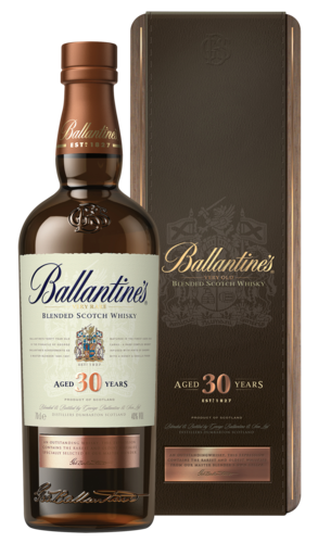 Ballantines 30 Years 70CL Whisky 5010106110065