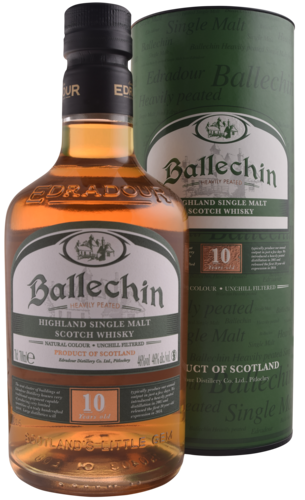 Ballechin 10 Years 70CL Whisky 5021944087846