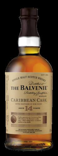 Balvenie Caribbean Cask 14 Years 70CL Whisky 5010327524566