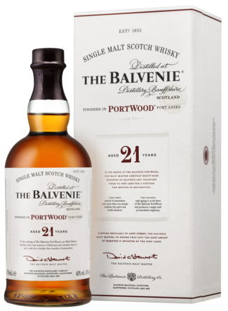 Balvenie Portwood 21 Years 70CL Whisky 5010327604008