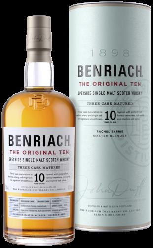 Benriach Original Ten 70CL Whisky 5060399680547