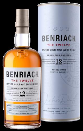Benriach The Twelve 70CL Whisky 5060399687188