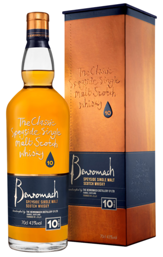 Benromach 10 Years 70CL Whisky 5020613023680