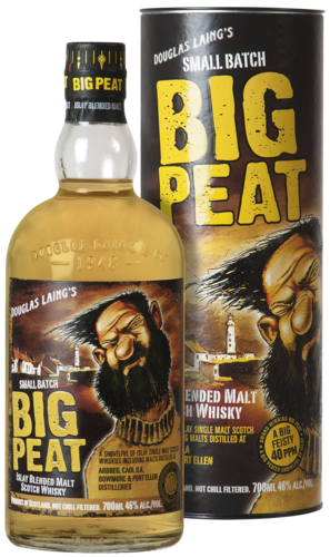 Big Peat 70CL Whisky 5014218776256