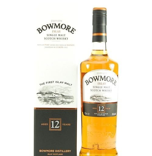 Bowmore 12 yrs. old 70cl