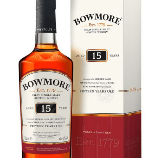 Bowmore_15years