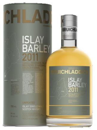 Bruichladdich Islay Barley 70CL Whisky 5055807404938