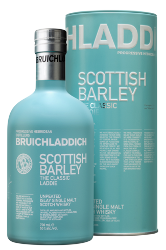 Bruichladdich Scottish Barley Classic Laddi 70CL Whisky 5055807400312