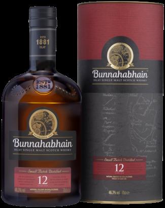 Bunnahabhain 12 Years 70CL