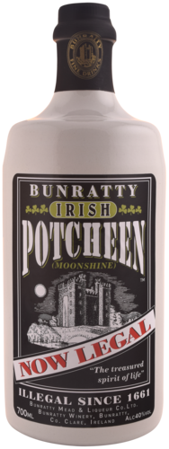 Bunratty Potcheen Ceramic 70CL