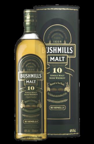 Bushmills 10 Years 70CL