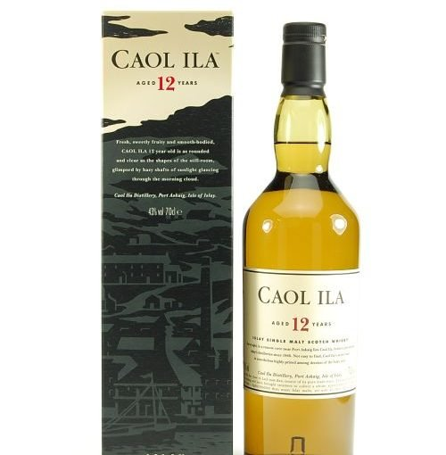 Caol Ila 12 yrs. old 70cl