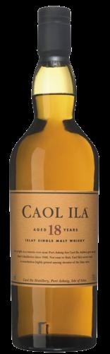 Caol Ila 18 Years Dist 70CL