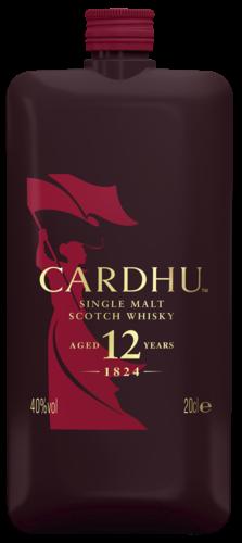 Cardhu 12 Years Pocket 20CL