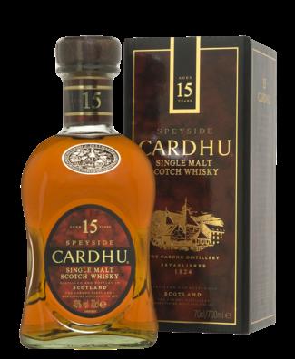 Cardhu 15 Years 70CL