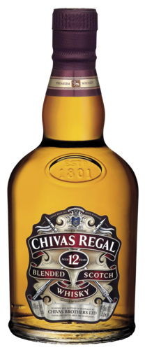 Chivas Regal 12 Years 35CL Whisky 80432402702