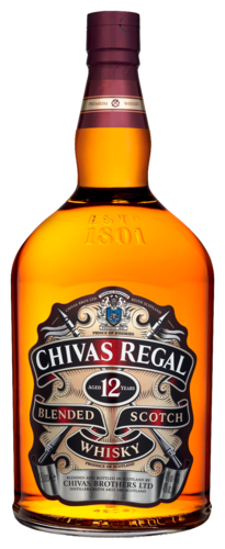 Chivas Regal 12 Years 450CL Whisky 80432403518