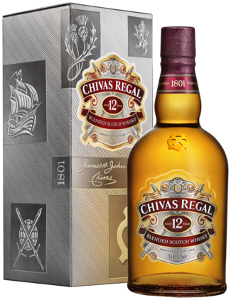 Chivas Regal 12 Years 70CL Whisky 80432402931