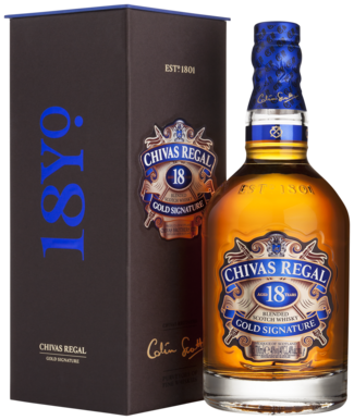 Chivas Regal 18 Years 70CL Whisky 5000299225004