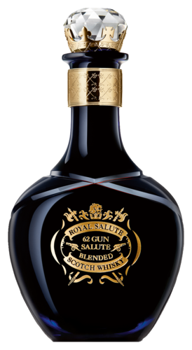Chivas Regal Royal Salute 62 Guns 100CL Whisky 5000299211687