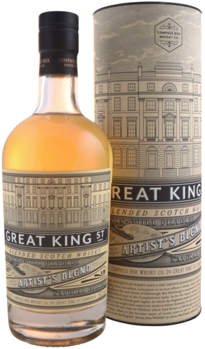 Compass Box Great King Street 50CL