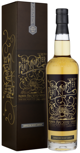Compass Box Peat Monster 70CL