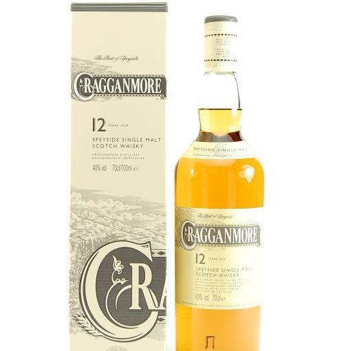 Cragganmore 12 yrs. old 70cl
