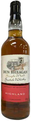 Dun Bheagan Highland 8 Years 70CL