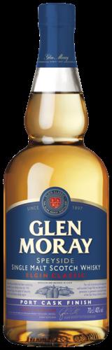 Glen Moray Classic Portwood Finish 70CL