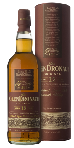 Glendronach 12 Years 70CL