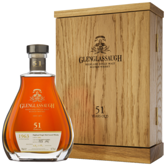 Glenglassaugh 51 Years 70CL Whisky 5060193841960