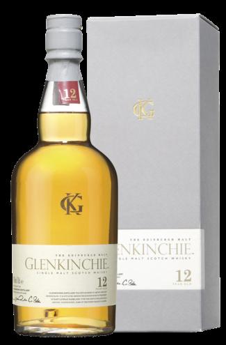 Glenkinchie 12 Years 70CL Whisky 5000281021935