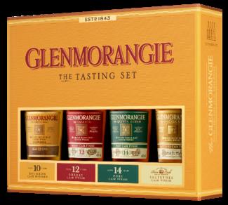 Glenmorangie Tasting Pack 4x10cl 4x10cl