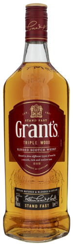 Grant's 100CL Whisky 5010327000039