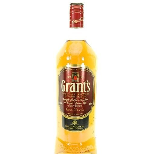 Grant's finest scotch whisky 100cl