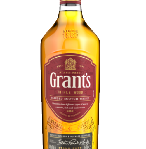 Grant's finest scotch whisky 75CL