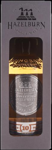 Hazelburn 10 Years 70CL