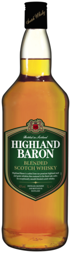 Highland Baron Blended Whisky 100CL Whisky 5016840902614