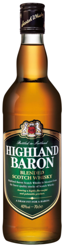Highland Baron Blended Whisky 70CL Whisky 5016840017219