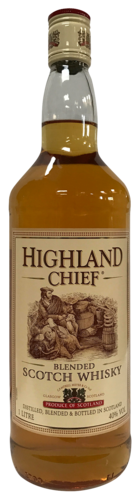 Highland Chief 100CL Whisky 5060000034363