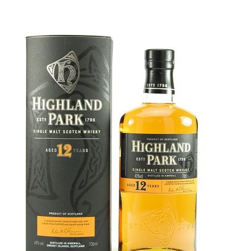 Highland Park 12 yrs. old 70cl