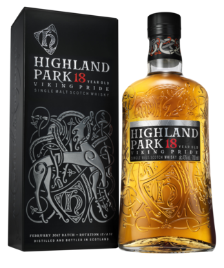 Highland Park 18 Years Viking Pride 70CL Whisky 5010314005108