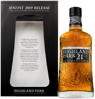 Highland Park 21 Years 70CL